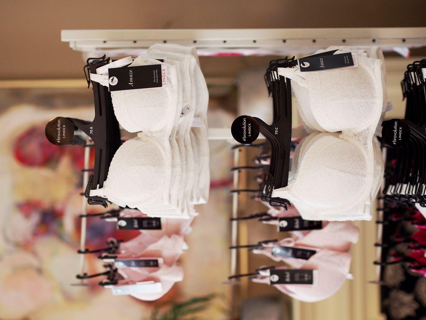 Olkaimettomat rintaliivit lindex