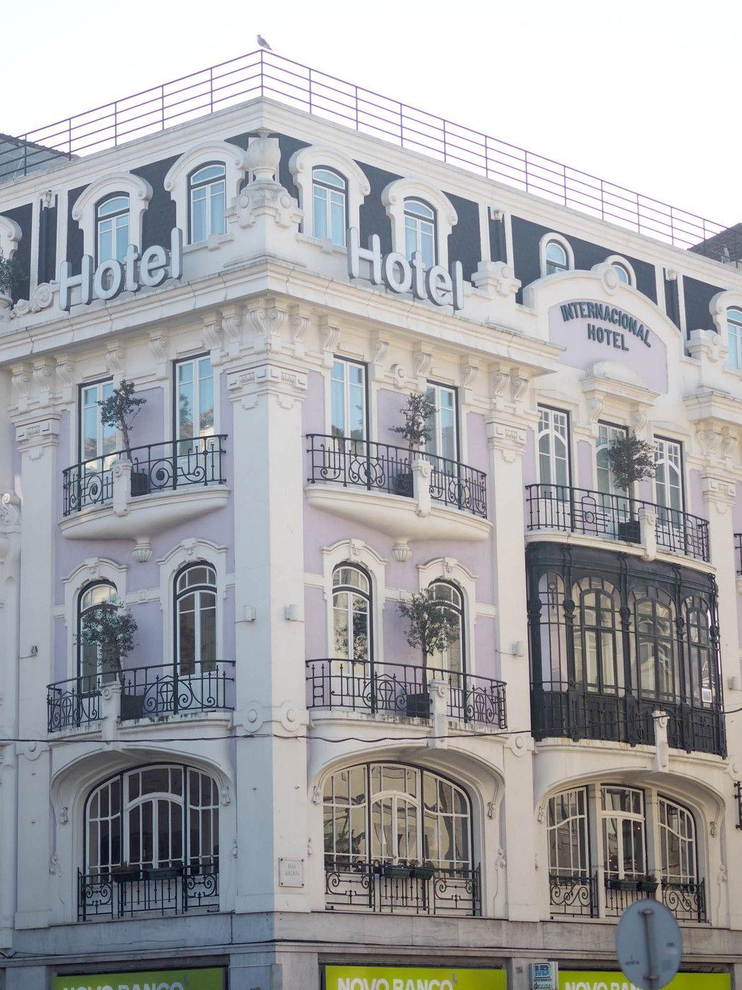 Hotellisuositus lissaboniin internacional design hotel for Internacional design hotel 4
