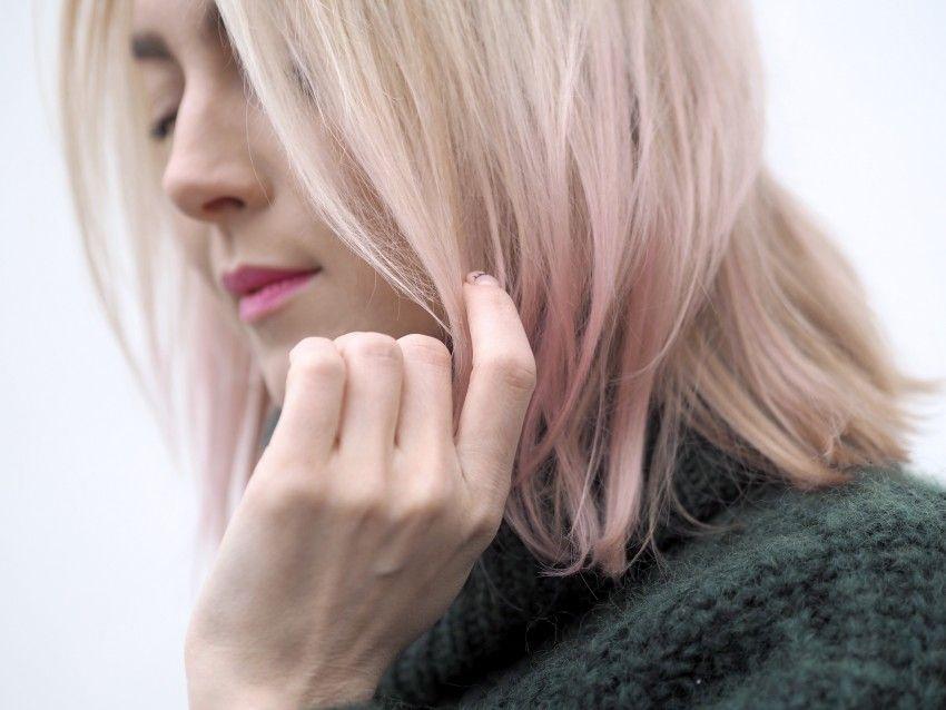 Vaaleanpunaisia ja muunkin värisiä hiusmietintöjä | Pupulandia : Pupulandia