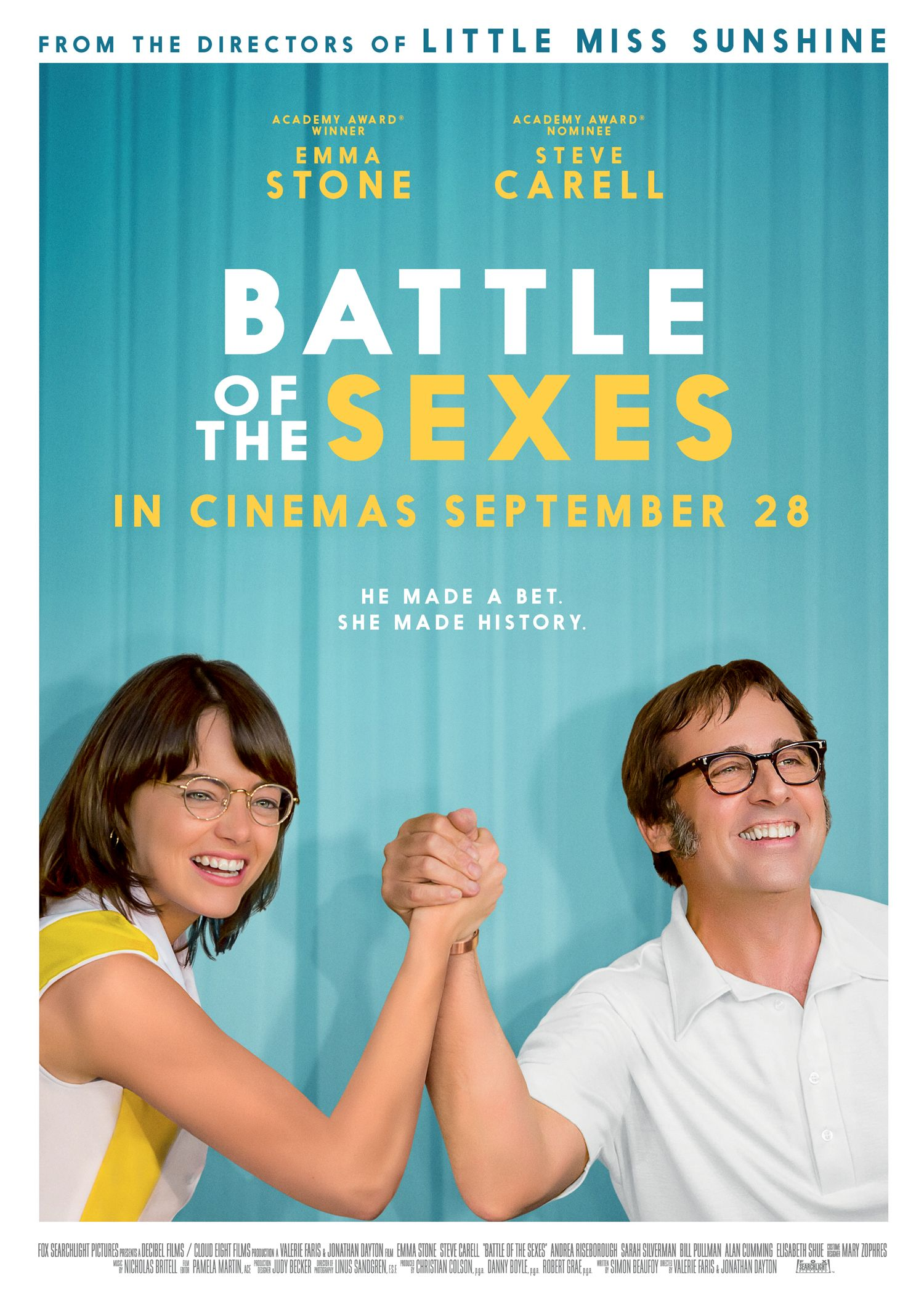 Season Film Festival: Battle Of The Sexes