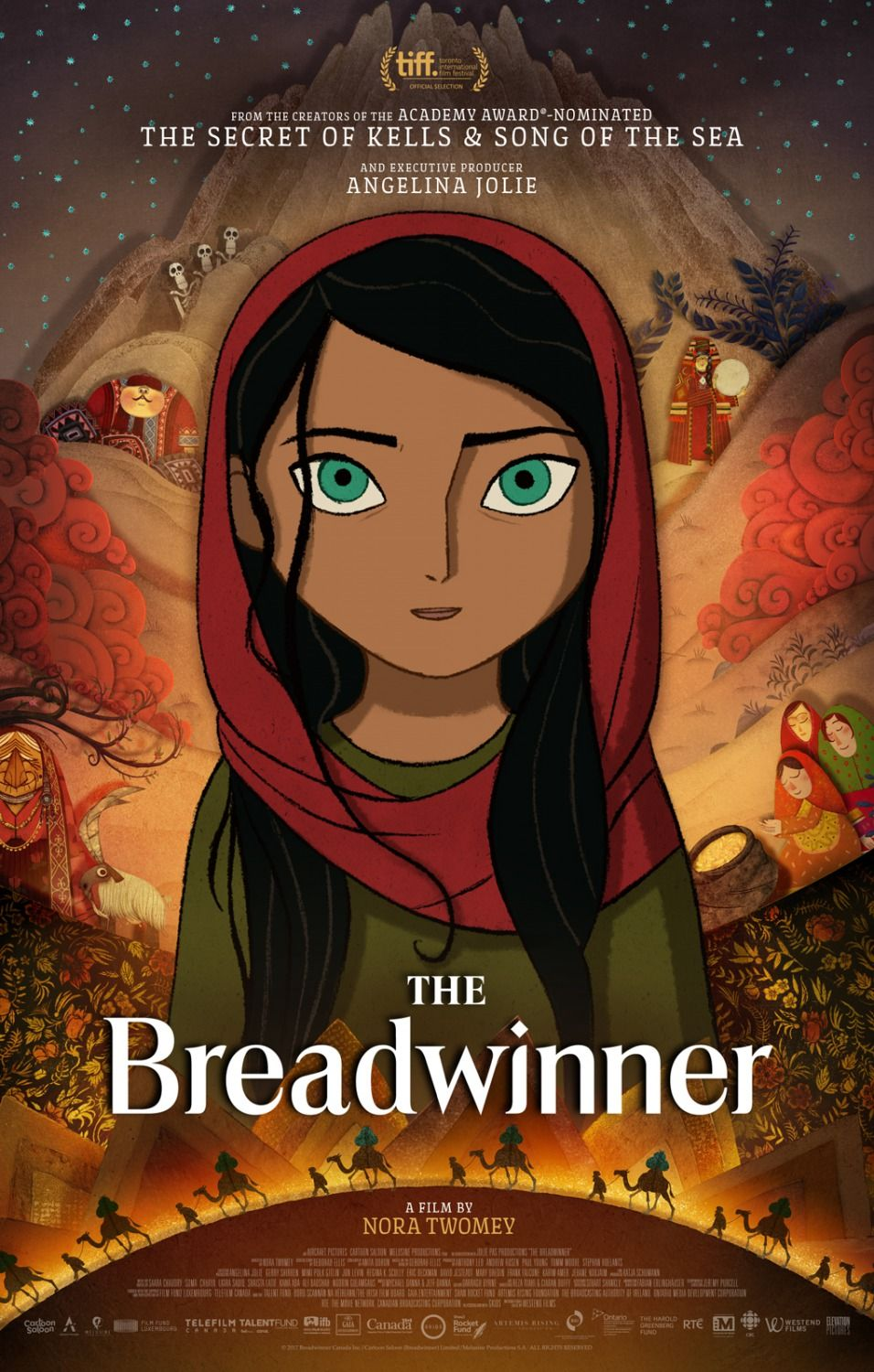 Season Film Festival: The Breadwinner