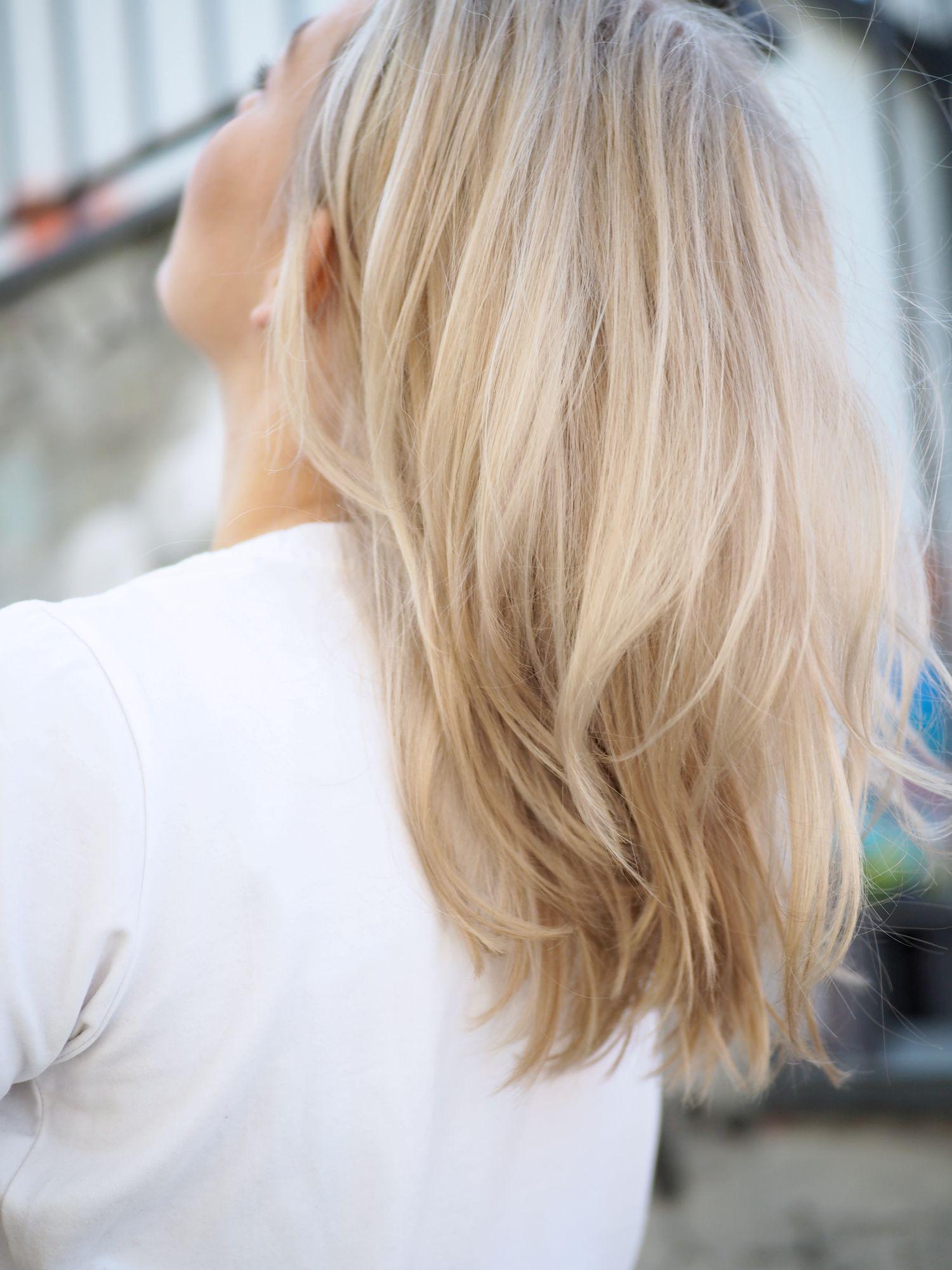 kuinka föönata hiukset