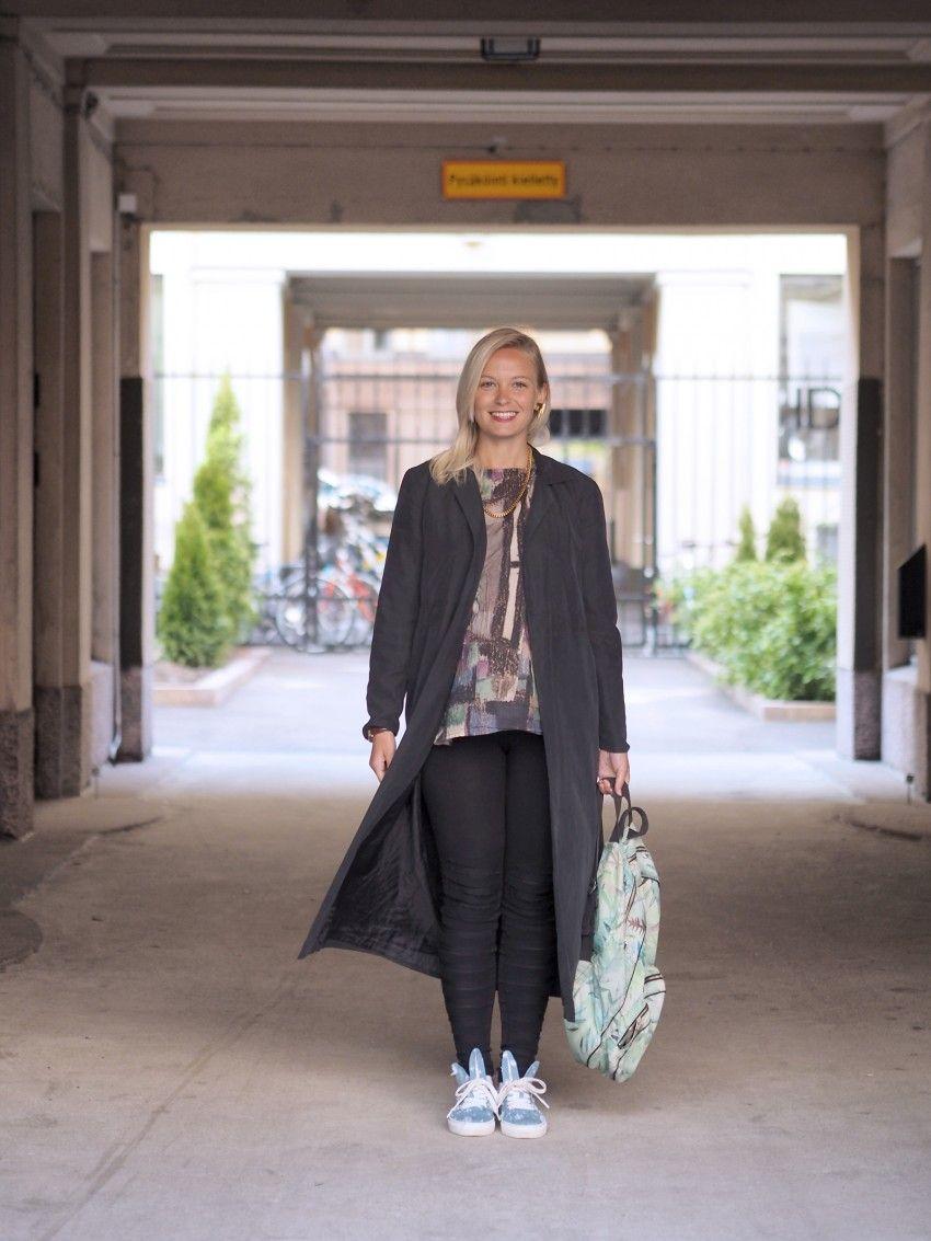 street style Emilia Hernesniemi