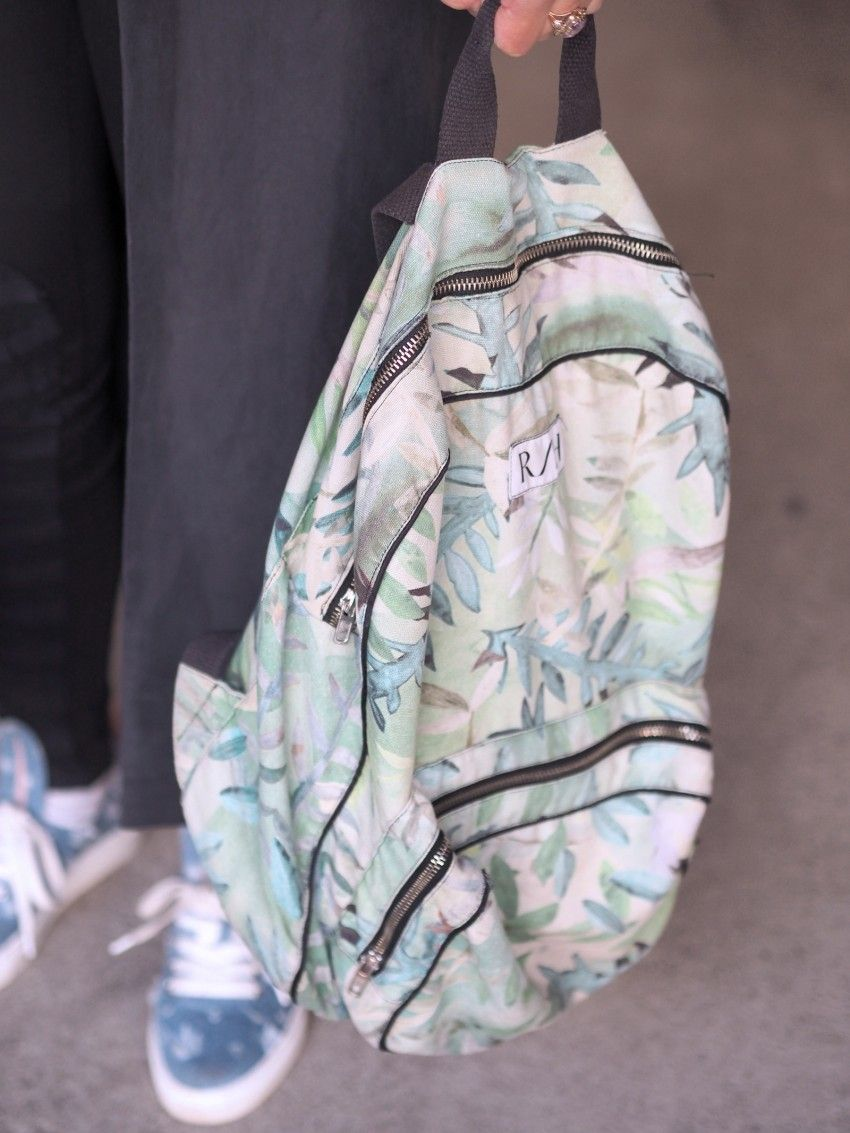 street style R/H backpack
