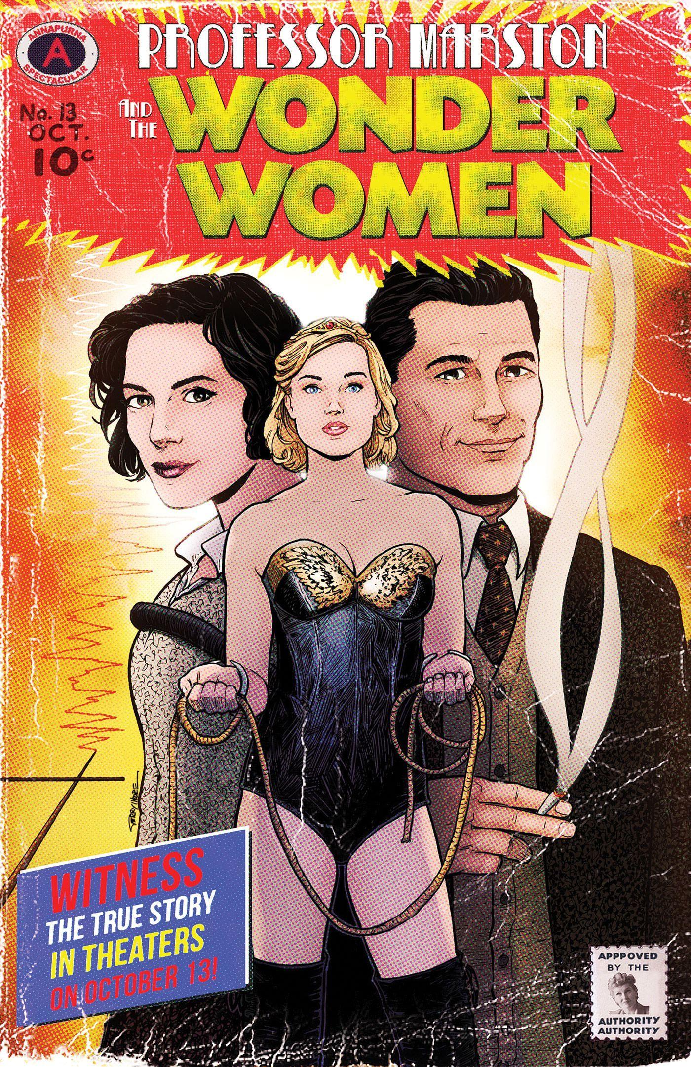 Season Film Festival: Professor Marston and The Wonder Women