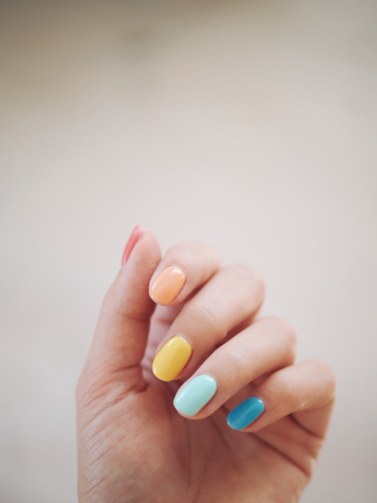 Promising Young Woman nails